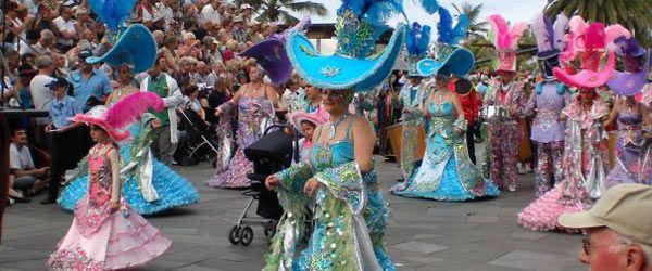 Spaans Carnaval