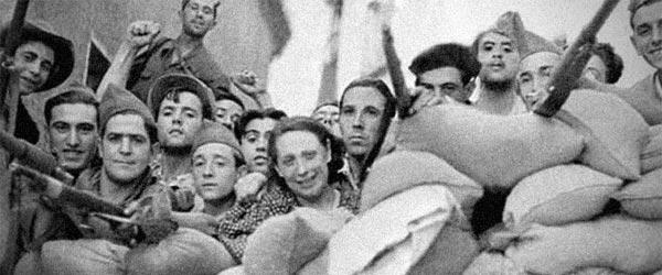 De Spaanse burgeroorlog