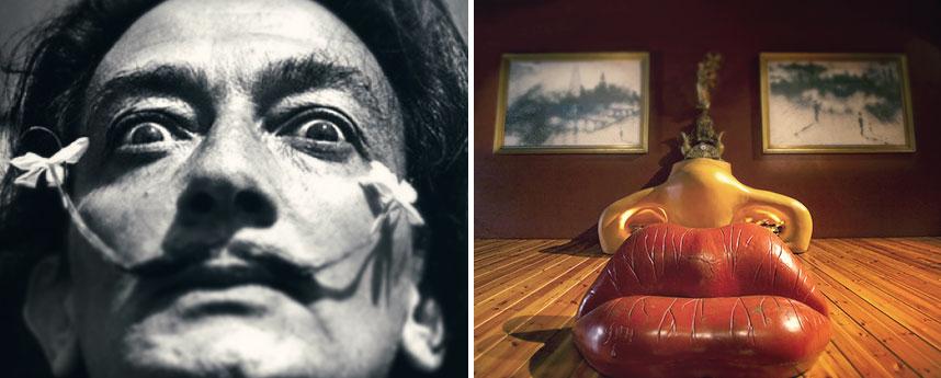 Salvador Dali Surrealism Donquijote Uk