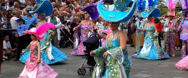 Le Carnaval de Ténériffe