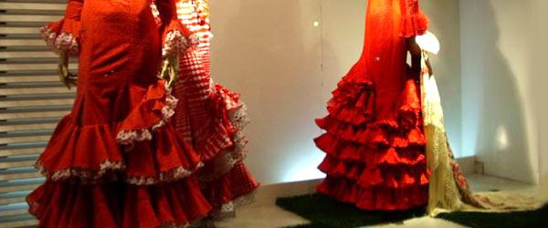 Vêtement de flamenco