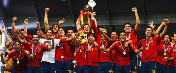 L'équipe espagnole de football