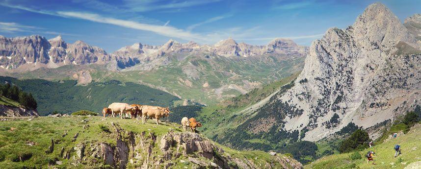 Montagne en Espagne