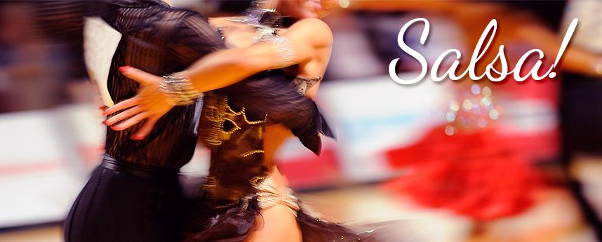 Danser Salsa