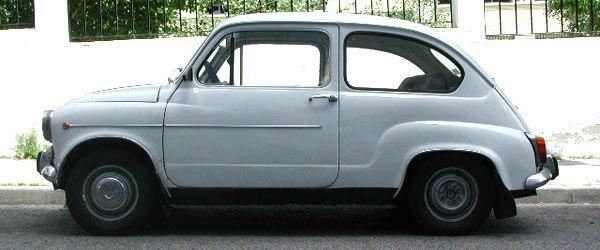 La Seat 600