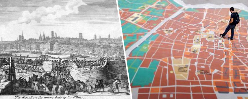 Barcelona Geschiedenis