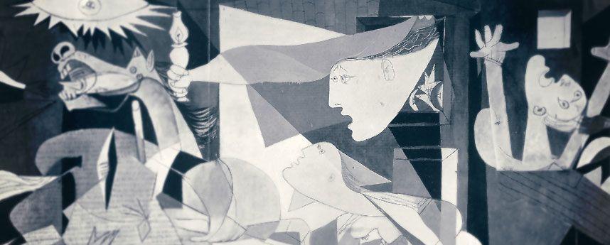 Het Guernica Schilderij
