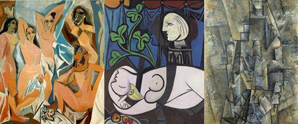Le Peintre Espagnol Pablo Picasso Don Quijote France