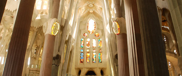 Antoni Gaudi: Sagrada Familia