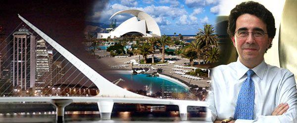 Famous Architects Santiago Calatrava Don Quijote Uk