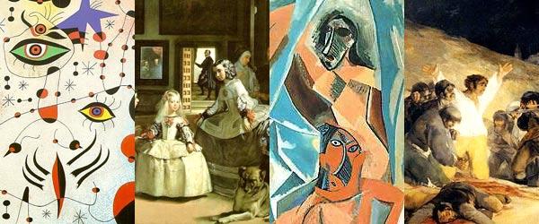 Spanische Maler Liste