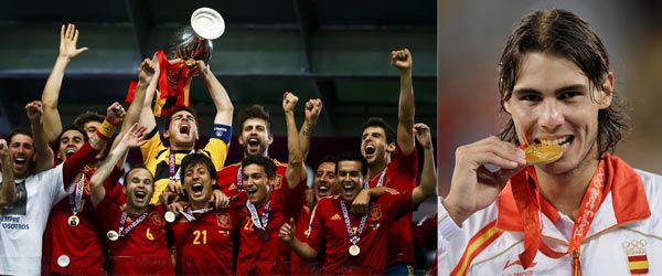 Spanische Sportler