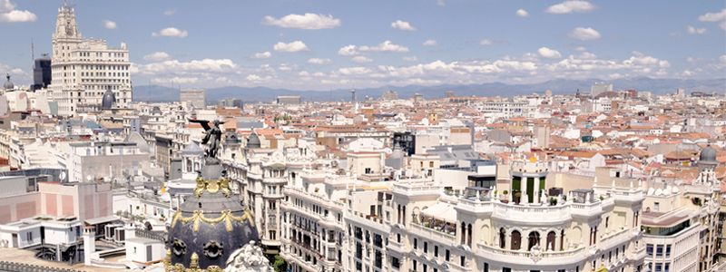 Where to study in Madrid in Summer