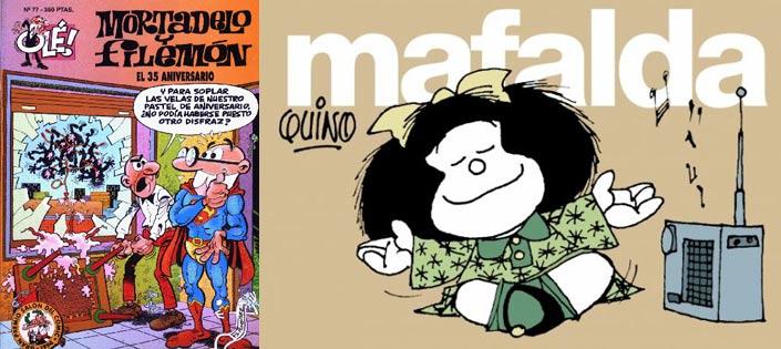 Spanish comics