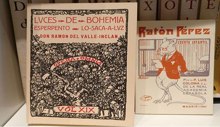 Luces de Bohemia & Raton Perez