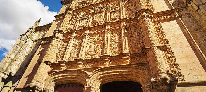 The Pontifical University in Salamanca