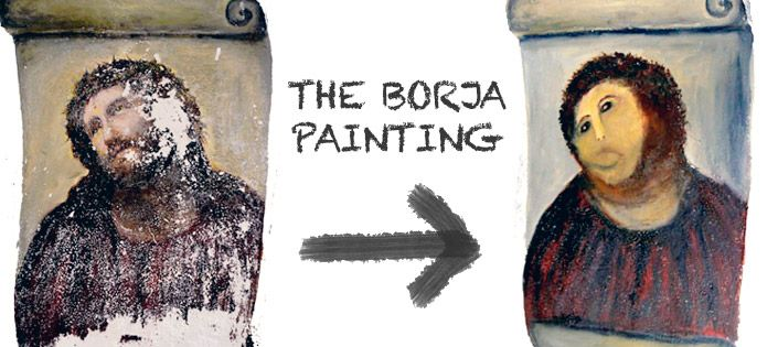 Borja Painting
