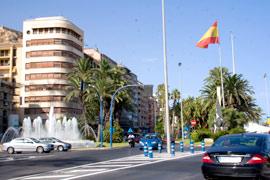 Het bruisende centrum van Alicante