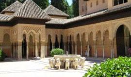 Het prachtige Alhambra in Granada